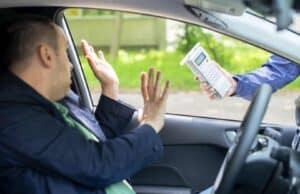 שלילה על נהיגה בשכרות